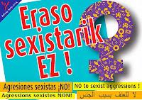 Eraso Sexistarik Ez!