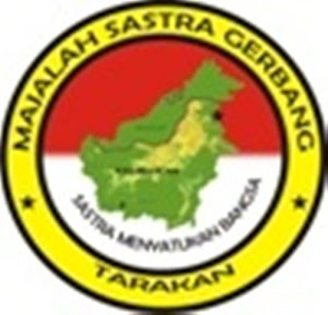 LAMBANG MAJALAH SASTRA GERNAG