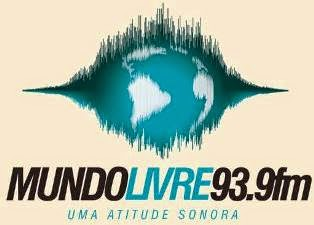 Rádio Mundo Livre FM de Curitiba PR ao vivo