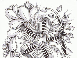 Coloring Page Zentangle Patterns For Beginners