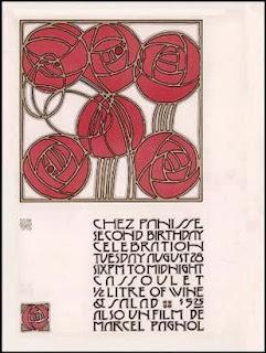 Goines poster, Wiener Werkstatte, Vienna