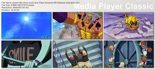 One Piece Episode 692 (Pertarungan Sengit Melawan Pica! Serangan Mematikan Zoro!) Bahasa Indonesia