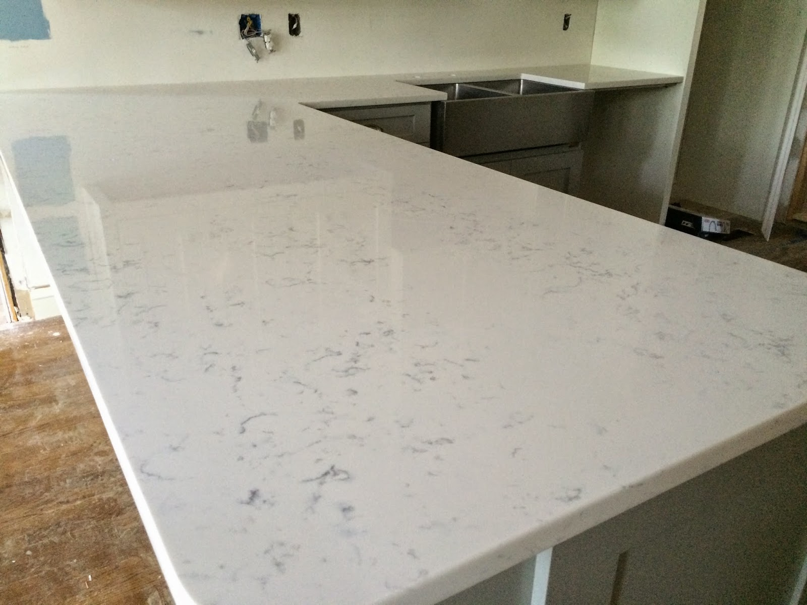 countertop quartz surfaces carrara blanco for countertops catalog