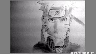 Naruto Sketch 1