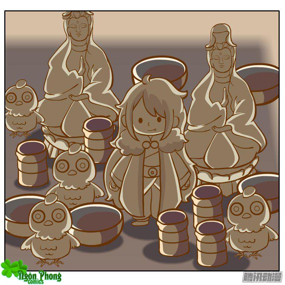 Hòa Thượng Và Tiểu Long Quân Chap 17