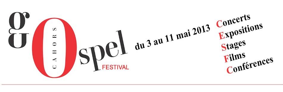 Cahors gospel festival