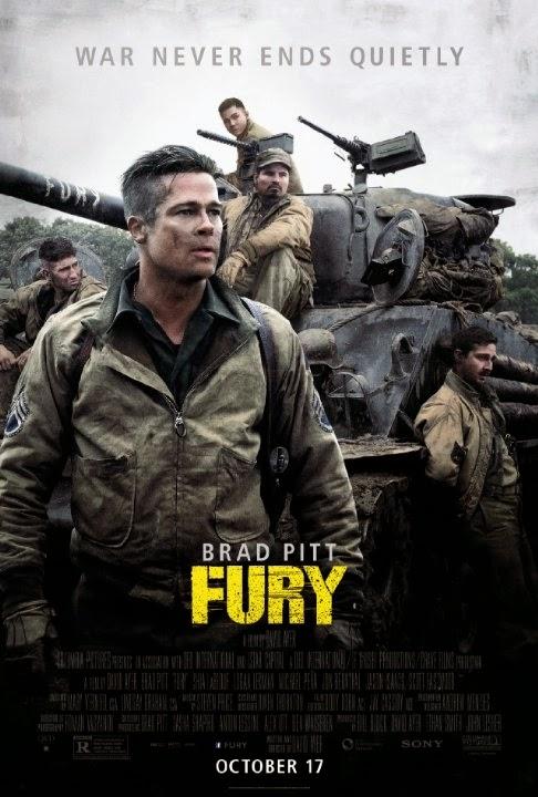 Cuồng Nộ - Fury