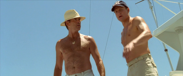 shirtless men on the blog pierce brosnan amp woody