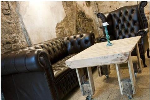 KP decor studio: Café O Paris (Santiago de Compostela)