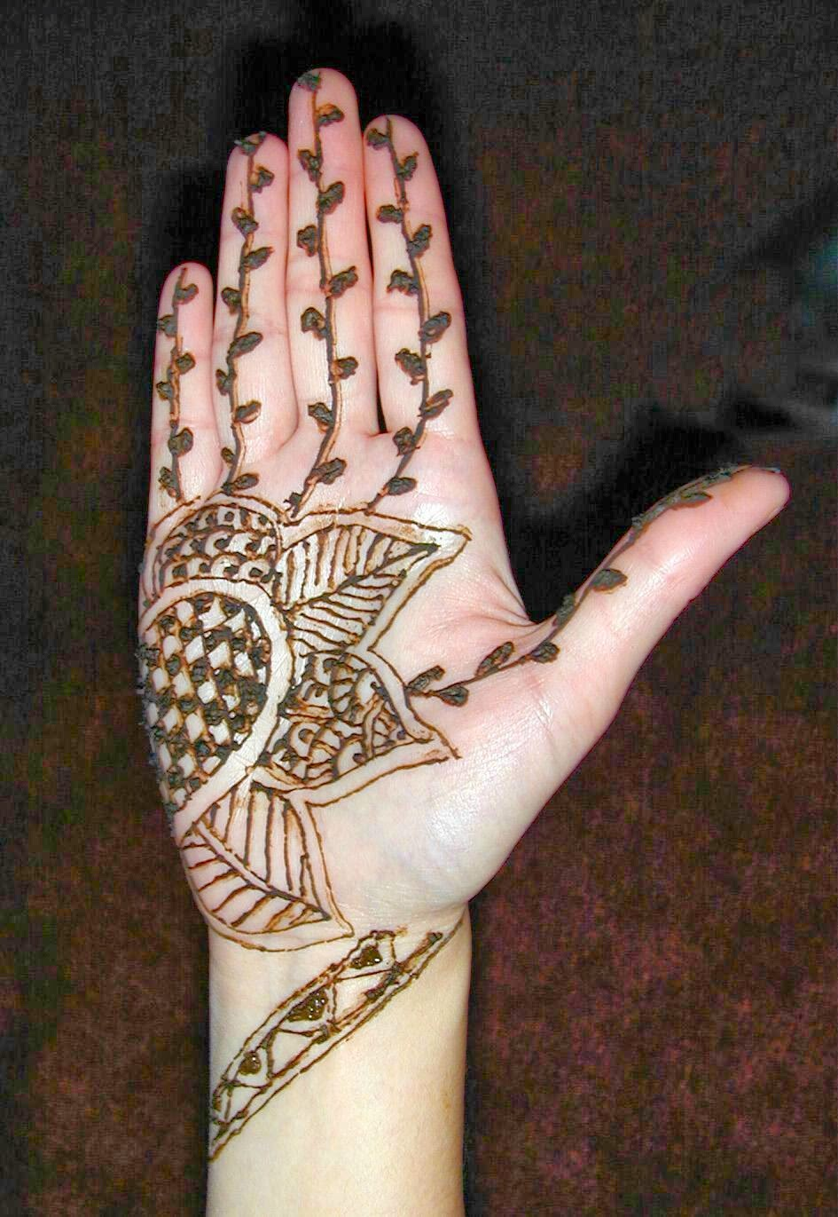 Hd Mehndi Designs Free Download Pdf