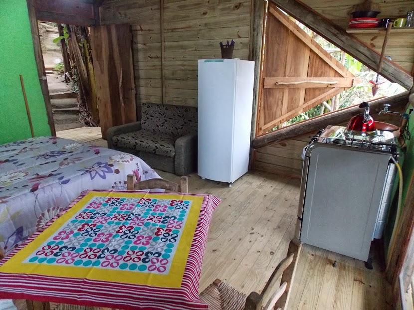 Cabana 7 Interna
