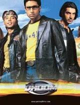 Dhoom 1 (2004) Thriller de Sanjay Gadhvi