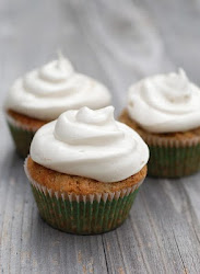 Squash Spice Cupcakes