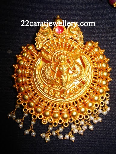 Gold antique light weight pendant sets gallery 2 jewellery designs gold antique light weight pendant sets gallery 2 aloadofball Gallery