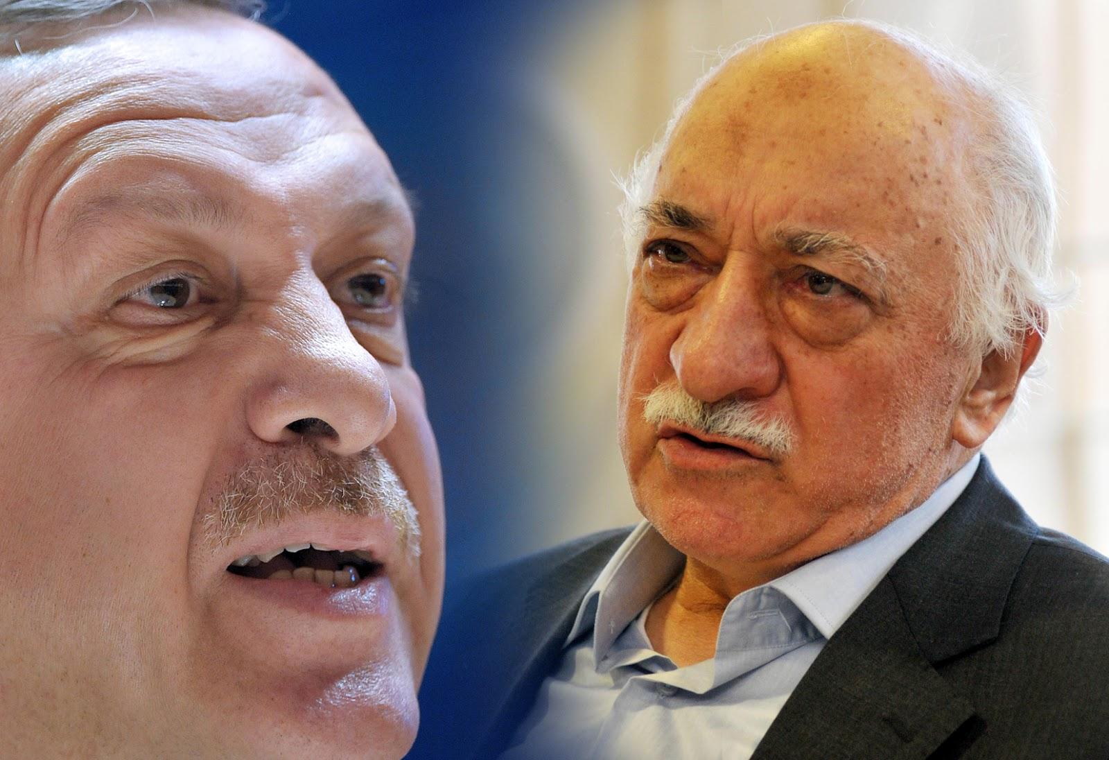 recep tayyip erdoğan fethullah gülen ile ilgili görsel sonucu
