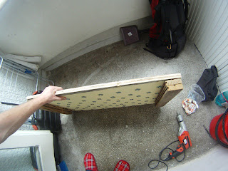 DIY Hangboard