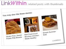 Widget Related Post LinkWithin