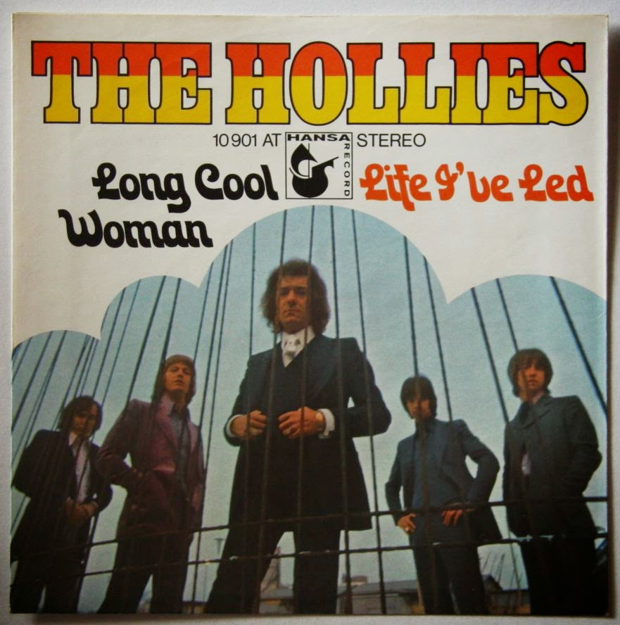 Amigosdelrmx The Hollies Long Cool Woman In A Black Dress