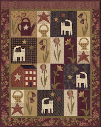 15% off Wallhanging/Throw Club offering  Join by emailing Tammie at janpatekquilts@centurylink.net
