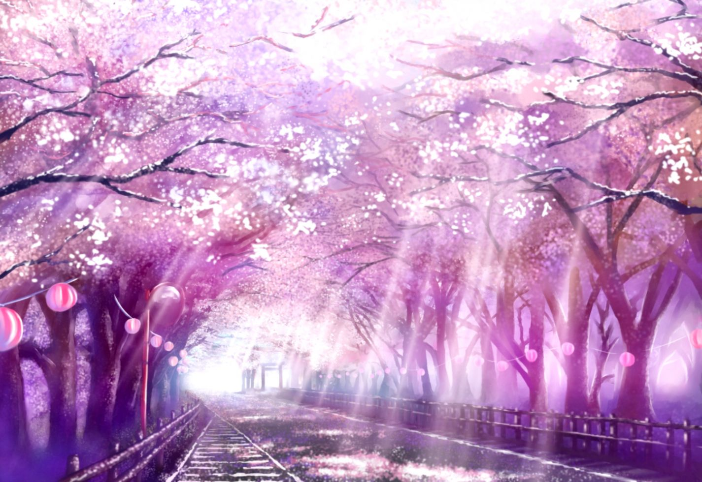 Cherry Blossom Tree Wallpaper Best Wallpapers Hd Gallery