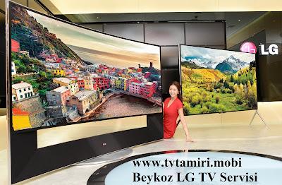 Beykoz LG TV Servisi
