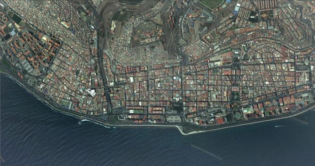 Imagen adquirida a través de Google Maps.