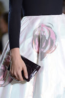 Метално портмоне Christian Dior