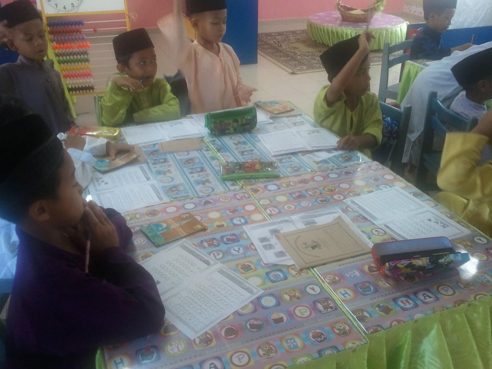 Panitia Pendidikan Islam Amp J Qaf Sk Bukit Dinding Kem Bestari Solat