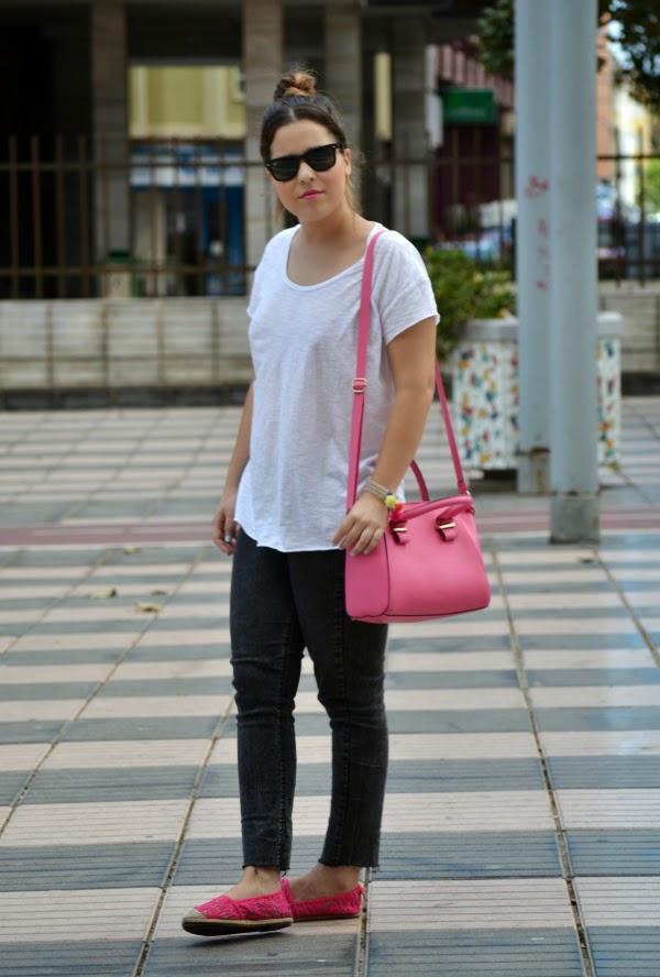 look_outfit_bolso_rosa_alpargatas_crochet_nudelolablog_01