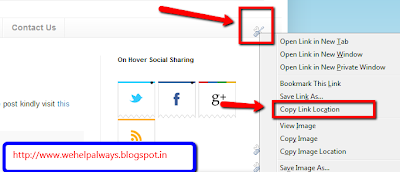 How to create a simple sticky navigation menu for blogger