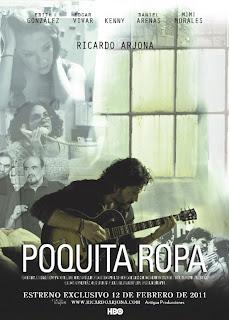 Ricardo Arjona Poquita Ropa Pelicula Poquita ropa (2011) Español Latino
