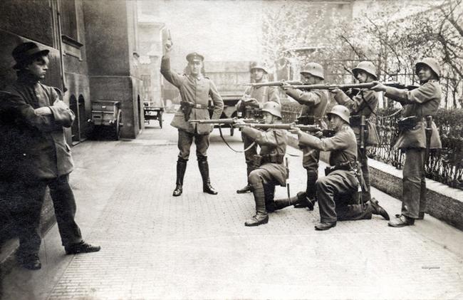 Comunista aleman 1919