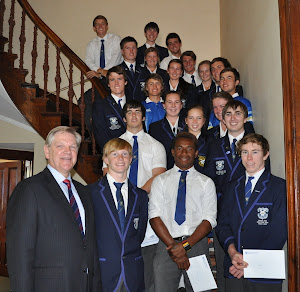 Year 12 Colours Awardees
