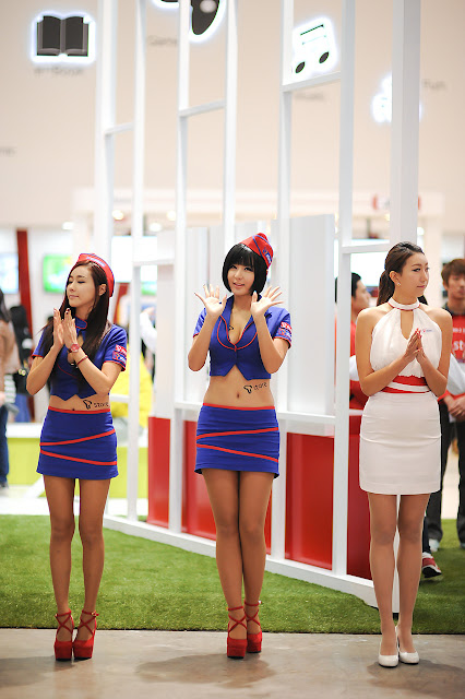 4 Ryu Ji Hye at G-STAR 2012-Very cute asian girl - girlcute4u.blogspot.com