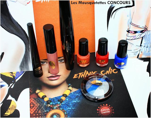 Résultat Concours Labell Paris Intermarché - Les Mousquetettes©