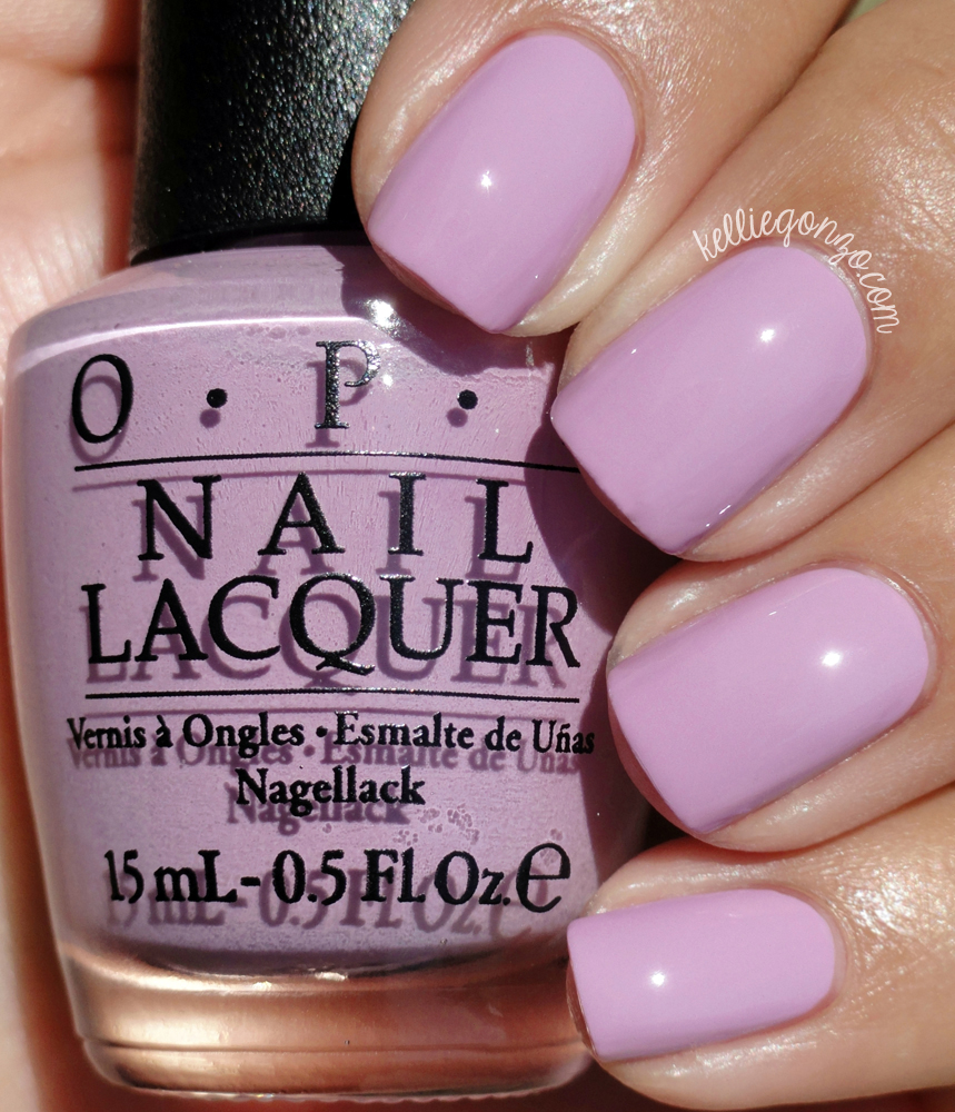 KellieGonzo: OPI Fall 2015 Venice Collection Swatches & Review