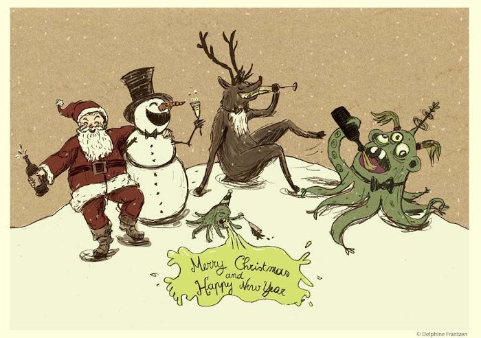 Beste wensen voor 2013!