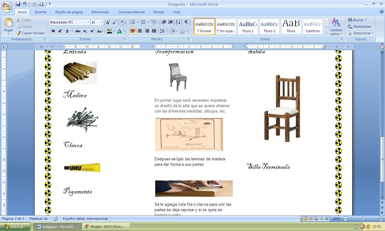 Dibujo de una silla related keywords dibujo de una silla for Sillas para colorear