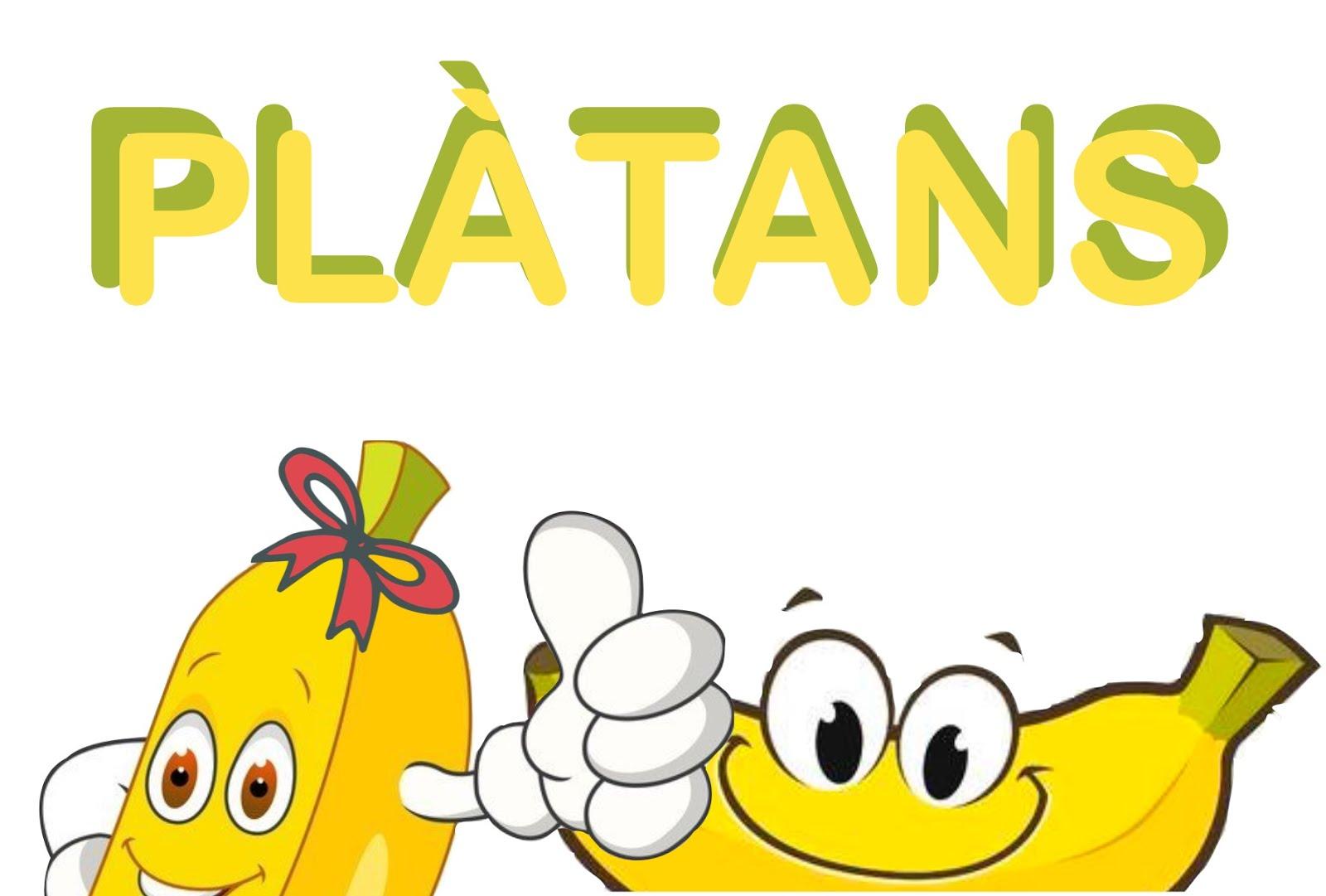 EI-3A ELS PLÀTANS