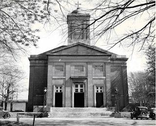 Garrison Chapel Pembroke Dock
