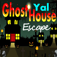 YalGames Ghost House Escape