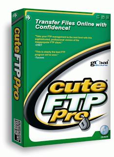 ������ CuteFTP Pro v9.0.5 ������� � ������
