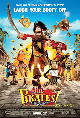 Watch The Pirates! Band of Misfits 2012 Hollywood Movie Online | The Pirates! Band of Misfits 2012 Hollywood Movie Poster