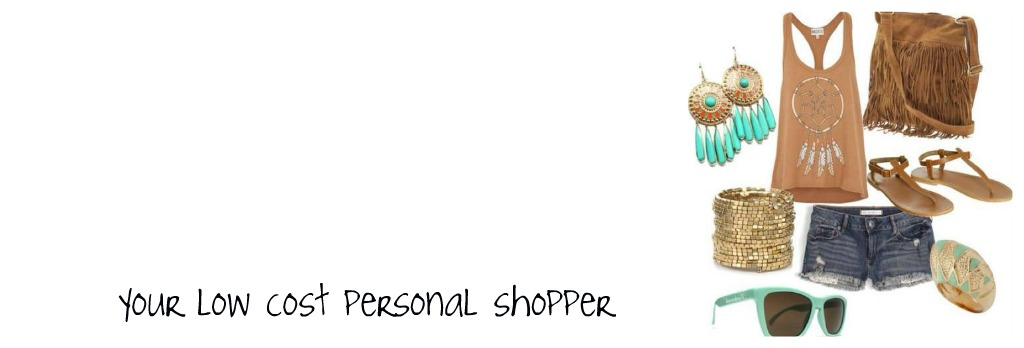 Your low cost personal shopper.