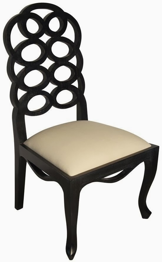chinoiserie chic  the frances elkins loop chair