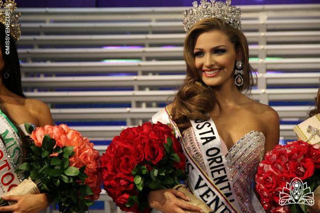 Miss Venezuela 2013 Costa Oriental