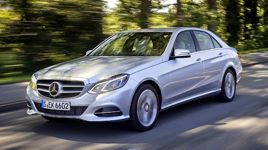 Makyajlı Mercedes E-Serisi Natural Gas Drive ve BlueEFFICIENCY