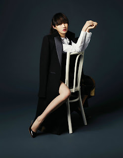 Miss A Jia 1st / First Look Magazine