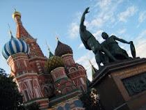 Moscou / São Petersburgo