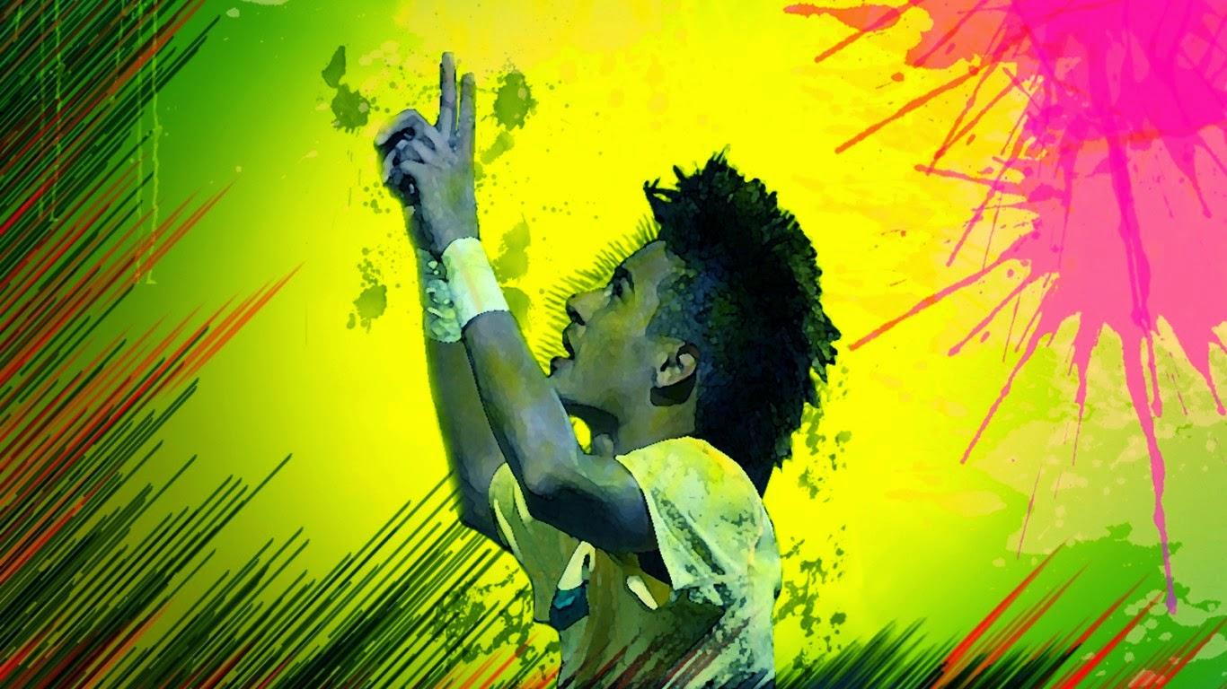 ALL SPORTS PLAYERS Neymar Jr Hd Wallpapers 2014